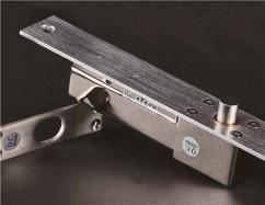 普通2线电插锁JS-JL03B 门禁设备安装