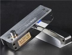 明装电插锁JS-JL06M 门禁系统设备