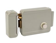喷粉电控锁JS-JL02V 河北电子门禁设备