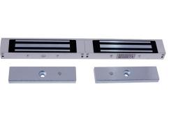 明装双联电磁锁JS-JL280GD 门禁设备品牌