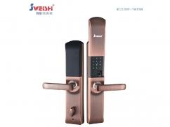 T19-3款自动滑盖智能锁
