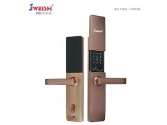 T19-6款自动滑盖智能锁