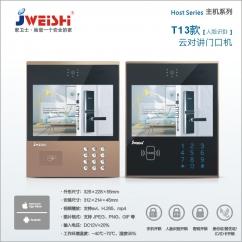天津T13A款数字主机   云对讲厂家